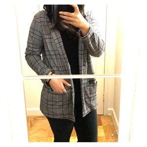 Boyfriend Sweater blazer